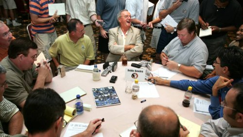 Amid Bobby Bowden's terrible news, ACC football can still feel his presence