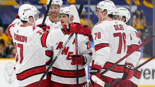Hurricanes coach Rod Brind'Amour has a new-look team, and a fresh challenge ahead