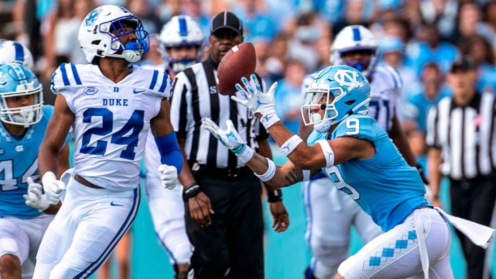 UNC keeps pumping out Tidewater recruits, thanks to football players like Cam'Ron Kelly