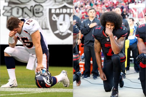 'White Privilege NFL Style': Tim Tebow's Return To Football Before Colin Kaepernick Sparks Outrage