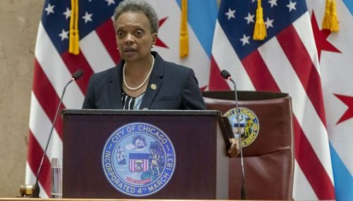 Lori Lightfoot Won't Step Down As Pressure Builds Around Reform In Wake Of Adam Toledo Shooting