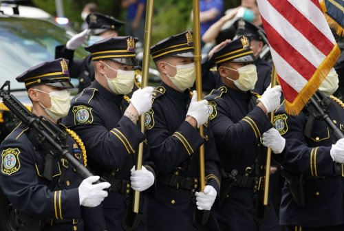 COVID-19 Becomes Biggest Cop Killer As Police Unions Fight Vaccine Mandates