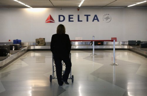 Delta Air Lines Praises Georgia's New And 'Improved' Law Suppressing Voting Rights