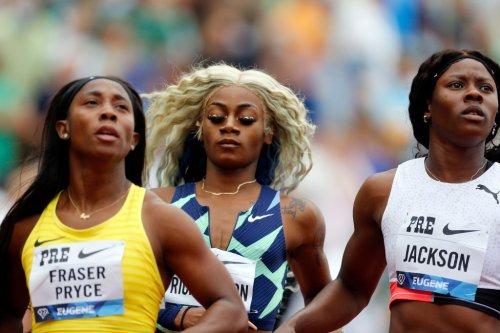 "Usain Bolt Says Sha'Carri 'Talking Sh*t' Upset Jamaicans: ""Back It Up"""
