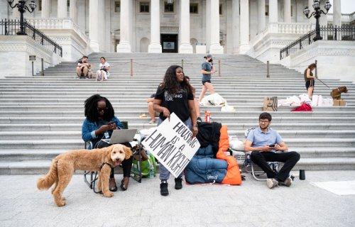 Rep. Cori Bush Calls Inaction On Eviction Moratorium A 'Moral Failure'