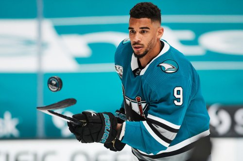 Fake COVID Card Will Cost Evander Kane $1.6M Months After NHL Player Filed For Bankruptcy