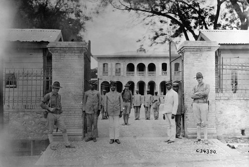 Dictatorship Masked As Democracy: A Timeline Of The 1915 U.S Invasion And Occupation Of Haiti