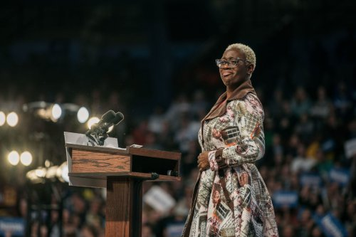 Feel The Bern: Hillary Clinton Snubs Nina Turner And Endorses Rival Candidate Shontel Brown