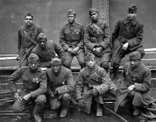 Bill Proposed To Award Harlem Hellfighters With Congressional Gold Medal