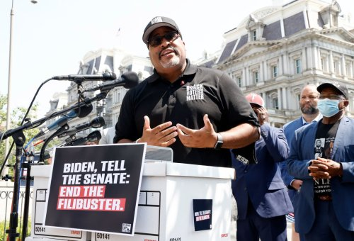 Sensing Possible End To 'Racist' Filibuster, Civil Rights Leaders Are Cautiously Optimistic