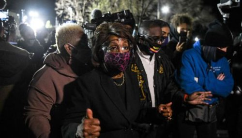 Republicans Are Raging Mad 'Confrontational' Maxine Waters Said Minnesota Protesters 'Cannot Go Away'