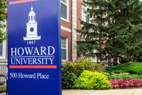 Howard University Receives Largest Alumni Donation In Its 154-Year History