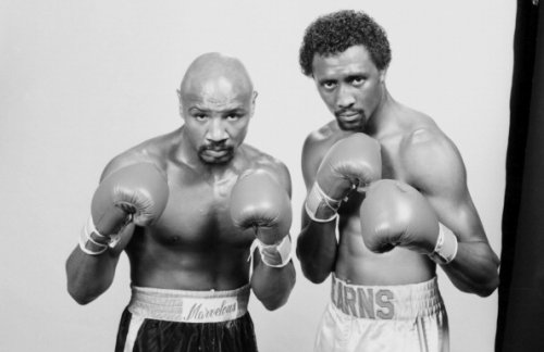 Thomas Hearns Says Marvin Hagler Was 'In ICU Fighting The After Effects Of The Vaccine'