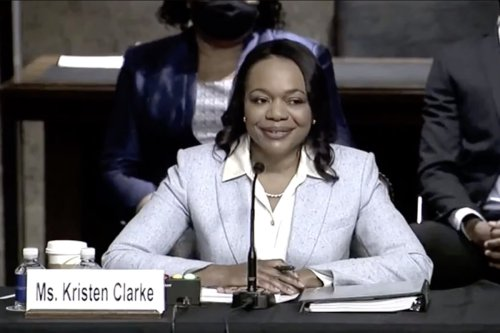 'Right Person At The Right Time': Kirsten Clarke Is Poised To Lead DOJ's Civil Rights Division