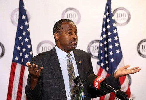 Ben Carson, Who Once Spent 31K In Government Funds On A HUD Dining Set, Criticizes Biden's Budget
