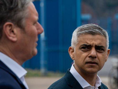 Is Sadiq Khan's lead narrowing in London?