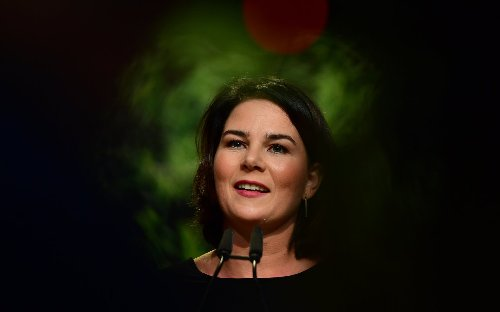 Annalena Baerbock: the woman who could become Germany's first Green chancellor