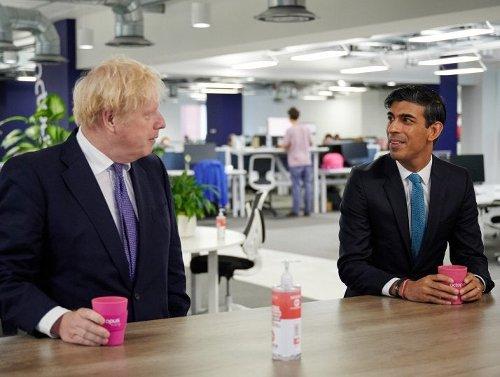Boris Johnson and Rishi Sunak are heading for a dangerous showdown