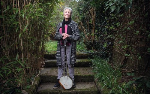 "Peggy Seeger: ""Ageing is a process of watching yourself decompose slowly"""