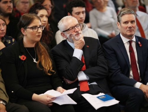 """Keir Starmer should not lurch to the right"": Laura Pidcock and the Labour left speak out"