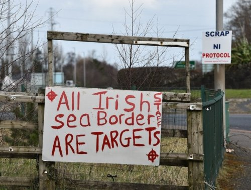 Boris Johnson only has himself to blame for the problems caused by the Northern Ireland protocol