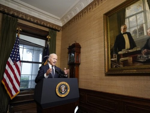 """Why it's implausible for Joe Biden to say the US was """"successful"""" in Afghanistan"""