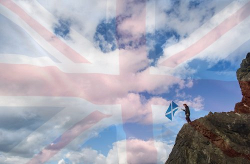 """Why Gordon Brown's """"new Britain"""" doesn't feel like a home for Scotland"""