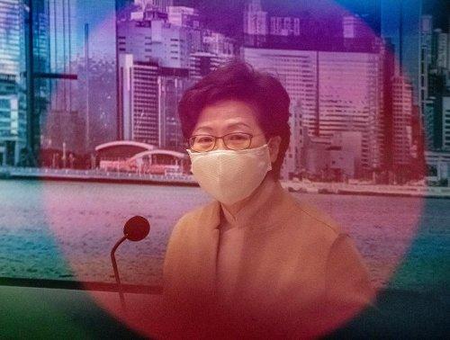 Podcast: Hong Kong's sanctions gridlock