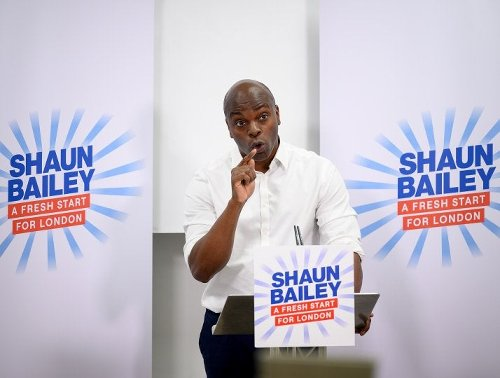 Seven explanations for Shaun Bailey's comically bad London mayoral campaign