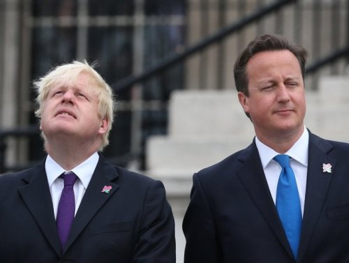 Can Boris Johnson's Tories really keep themselves free of David Cameron's scandal?