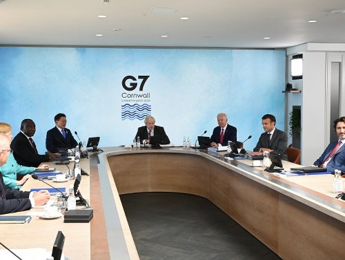 The G7 showed the West endures, but is not rising to the scale of its challenges