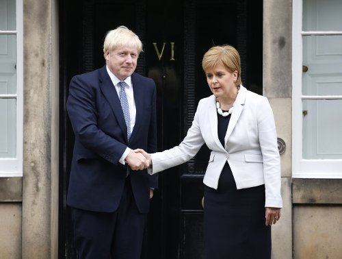 Should Boris Johnson call a snap Scottish independence referendum?