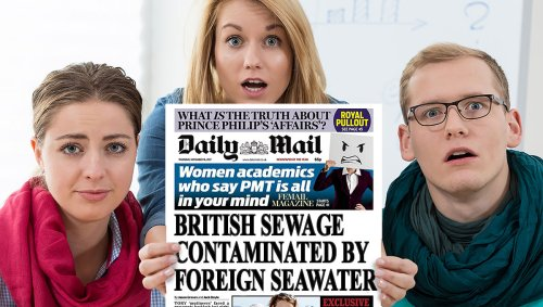 Outcry as sewage at British beaches contaminated by seawater