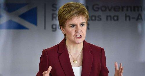 Nicola Sturgeon refuses to accept result of Czech Republic vs Scotland match