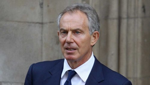 Tony Blair hails success of Labour's twenty-year-old programme to rid nation of domestic HGV drivers