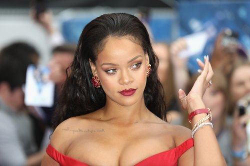 Rihanna bombarded with 'Free Palestine' messages after Israel remarks