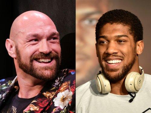 The Anthony Joshua vs Tyson Fury heavyweight title fight details