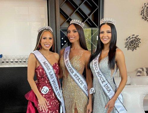 """I'm Nevada's first transgender beauty pageant winner"""
