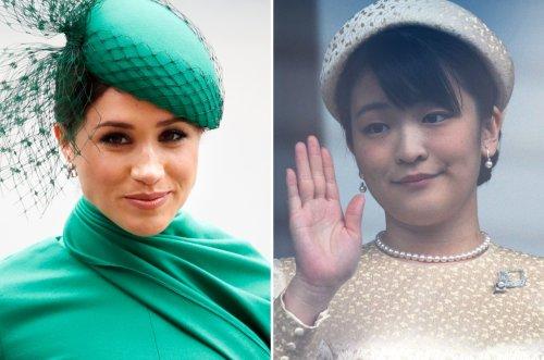 How Meghan Markle's royal exit echoes Princess Mako of Japan