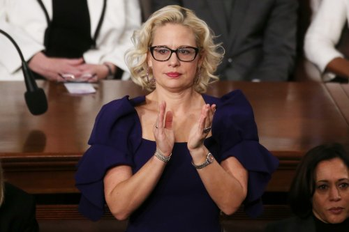"""Kyrsten Sinema called January 6 commission """"critical,"""" but missed vote"""