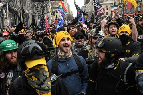 Chinese names funneling donations to Proud Boys could be linked to anti-communism