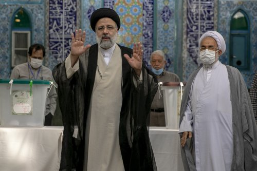 Iran's new President rules out missile, militia talks in blow to Nuclear Deal hopes