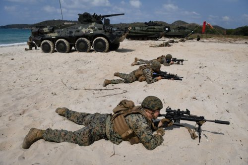 Taiwan Admits U.S. Troop Exercise for First Time in 40 Years Amid Growing China Threat