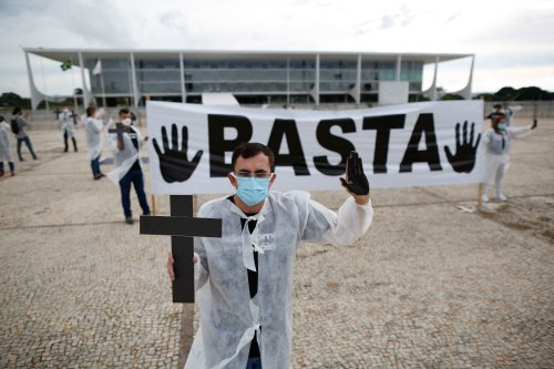 Racism is fueling Brazil's COVID-19 crisis | Opinion