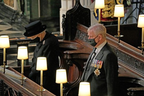 Prince Philip's funeral leaves royals tearful as Prince Harry Walks behind Prince William