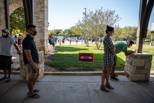Texas voter turnout skyrockets as Democrats aim to flip state blue for first time in 44 years