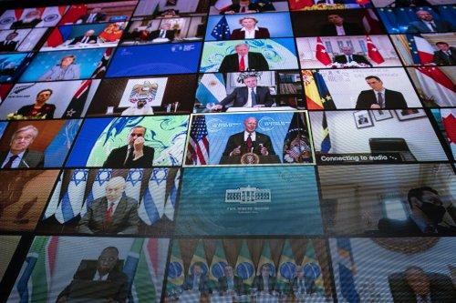 "Allies believe U.S. ""No longer a good model of democracy,"" poll shows"