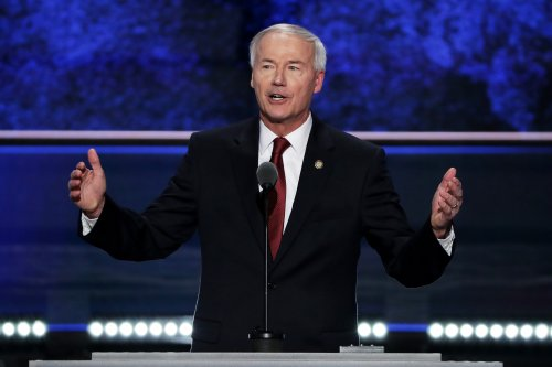 "GOP Arkansas Gov. Asa Hutchinson defends Liz Cheney, says Trump's ""dividing our party"""