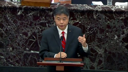 "Ted Lieu mocks House GOP over 'America First' caucus: ""Will non aryans be allowed to join?"""