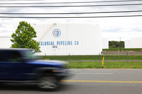 Gas shortages, long lines across Southeast after Colonial Pipeline cyberattack